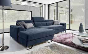 Schlafcouch Garnitur Eck Ecksofa Polster Sofa Sofa Modern