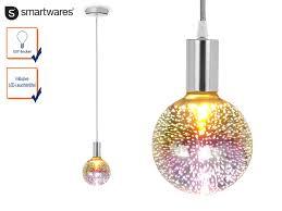 Beleuchtung Deckenlampen Kronleuchter Textilkabel E27