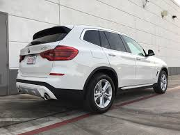 BMW Convertible bmw x3 four wheel drive : 2018 New BMW X3 xDrive30i Sports Activity Vehicle at Crevier BMW ...