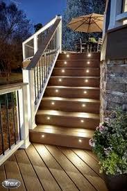 trex deck lighting. 14 Ways To Improve Your Deck Trex Lighting T