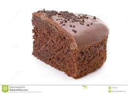 chocolate fudge cake slice. Fine Chocolate Slice Of Chocolate Fudge Cake With Sprinkles Detail On White To Chocolate Fudge Cake F