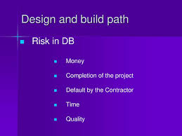 Db Design And Build Procurements In Construction Practical Approach Ppt Video