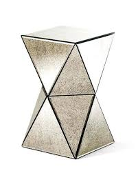 West Elm Martini Side Table