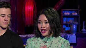 Lana condor says lara jean's hair was the biggest drama of to all the boys 3. Alita Battle Angel Lana Condor On Family And Personal Connection To Her Characters Youtube