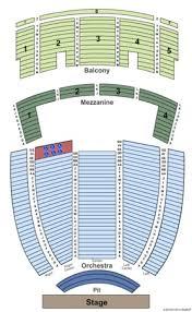 Johnny Mercer Theatre Tickets In Savannah Georgia Seating
