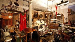 The Scout Retail Vintage & Antiques Luddite