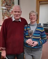 Allan Flitch 2020 won by David & Wendy Chambers - SBU East District