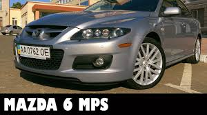 Mazda 6 MPS / Mazdaspeed6 - review of my car - YouTube