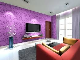 red and purple home decor easy design living room decoration with