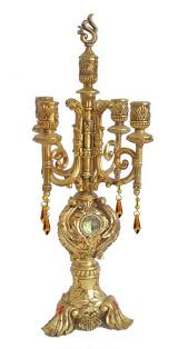Antique Candle Holder For Awesome And Interesting Vintage Candle