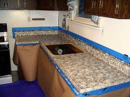 paint kitchen countertops look like granite ideas enorm korrie with attractive home 2018