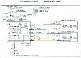 ford mirror wiring diagram wiring diagram