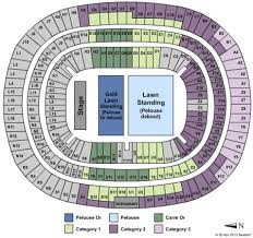 Stade De France Tickets And Stade De France Seating Charts