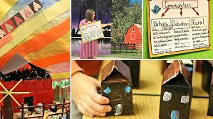 Urban Suburban Rural School Theme Introduction To Urban Rural And Suburban Communities