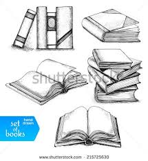 realistic book drawing image subscriptions