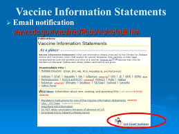 cdc hepatitis b vaccine information sheet part ii vaccine administration objectives participants will