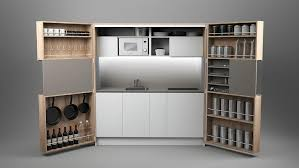 convertible furniture. Dizzconcept\u0027s Full-sized Gourmet PIA Kitchen Fits In A Cabinet And Takes Up Just 16 Square Feet Convertible Furniture 2