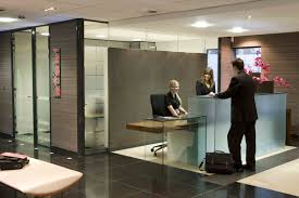 office in house. Merlin House Reception Office In