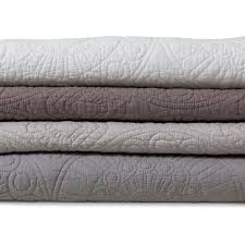 Bed & Bedding: Fill Your Bedroom With Breathtaking Quilted ... & Classic Cotton Quilted Bedspreads for exciting bedroom decoration ideas Adamdwight.com