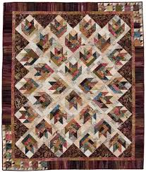 Stockpiling precuts? Go scrap quilting (+ giveaway!) - Stitch This ... & Woodland Sunset quilt Adamdwight.com