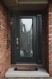 modern glass front door good black front door with full glass front doors doors