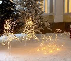 Christmas Lights Buckinghamshire Details About 2 Light Up Bucks With Sleigh Set 210 Lights Christmas Decor Outdoor Holiday Time