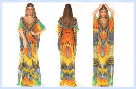 How To Make A Kaftan Dress Easy Sewing Cloths Youtube