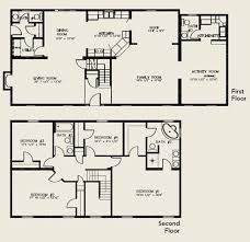 Extraordinary 5 Bedroom 3 Story House Plans Photos Ideas