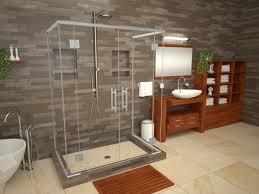 redi base triple curb shower pan with center drain 30 d x 54