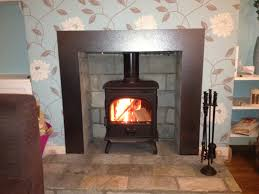 metal custom surround wood burning fireplace exceptional