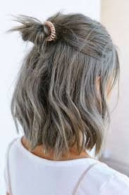 Short Grey Hair Style best 25 gray hair ideas only grey hair styles ash 8116 by wearticles.com
