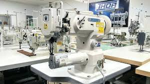 cylinder arm walking foot sewing machine upholstery juki for leather and heavy weight materials de