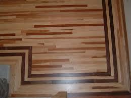 wood floor designs borders. Hickory Floor With A Walnut Border Wood Designs Borders