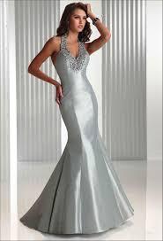 excellent silver wedding dresses dresscab