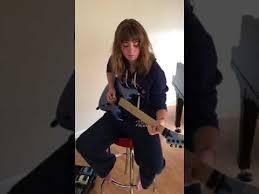Abigail Weaver on Guitar 3 - YouTube