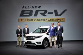 new car release malaysiaHonda BRV Launched In Malaysia  Autoworldcommy
