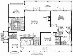ranch house plans under 2500 square feet new 5 bedroom floor family home plans 2500 sq