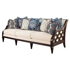 The Bay Living Room Furniture Tommy Bahama Royal Kahala Bay Club Sofa Sofas Living Room