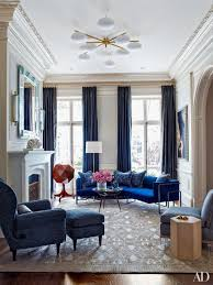 Dazzling Designers New York A 158 Year Old Manhattan Townhouse Is Beautifully Restored