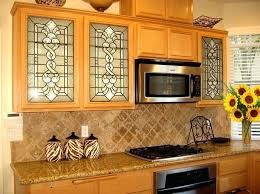 custom glass cabinet doors large size of white within door remodel 6