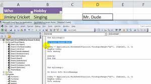 Excel Vba Error Resume Next Depiction Runnerswebsite