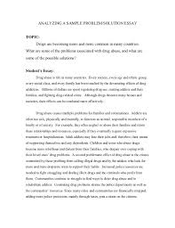 solutions for drug abuse essay teenage drug addiction problem and solution psychology essay
