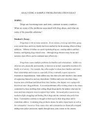 solutions for drug abuse essay teenage drug addiction problem and solution psychology essay