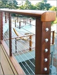 steel cable railing. Cable Rail Fittings Stainless Steel Railing Kits L