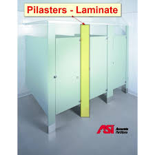 Buy Toilet Stall Pilasters Laminate Accurate Brand As
