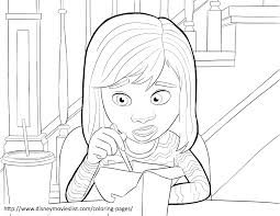 Free Printable Disney Infinity Coloring Pages Bltidm