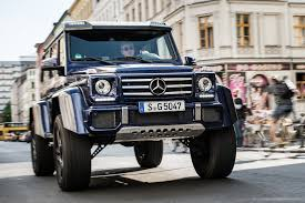 See Berlin From This Charmingly Pointless Mercedes Benz G550 4x4