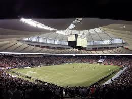 Bc Place Vancouver Whitecaps Stadium Journey