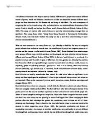 this essay will explain what social divisions are and why  page 1 zoom in