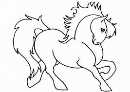 Horse Coloring pages for Girls Free Printable Coloring Pages For ...